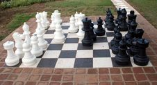 Free Outdoor Chess Stock Images - 459604