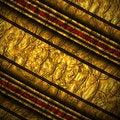 Free Background Gold Laminate Royalty Free Stock Photo - 4509235