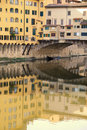 Free Ponte Vecchio Reflections Stock Photography - 4509722