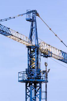 Free Crane Royalty Free Stock Photo - 4500985