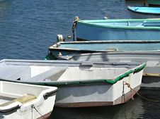Free Row Boats 2 Stock Photo - 4501620
