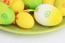 Free Easter Egs Royalty Free Stock Photography - 4502157