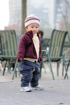 Free Little Boy Stock Image - 4503161