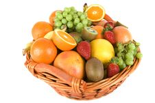 Free Fresh Fruit Royalty Free Stock Photos - 4503998