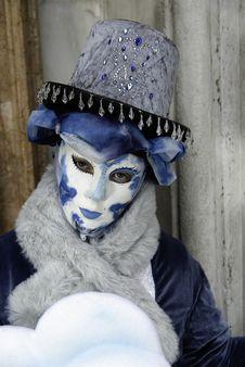 Free Carnival Mask In Venezia Royalty Free Stock Photos - 4504308