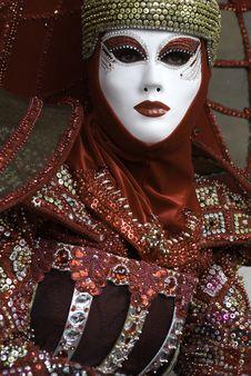 Free Carnival Mask In Venezia Stock Photo - 4504390