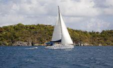 Free Sailing Royalty Free Stock Photo - 4504865