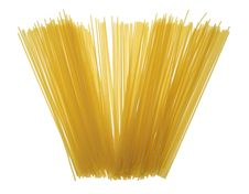 Isolated Spaghetti Pasta Royalty Free Stock Photos