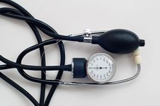 Free Sphygmomanometer Stock Images - 4507344