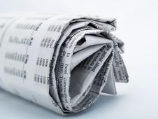 Free Newspaper Royalty Free Stock Images - 4507439