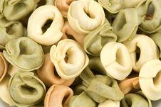 Free Tortellini Tricolore Pasta Stock Images - 4507544
