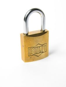 Free Isolated Lock Royalty Free Stock Photos - 4508728