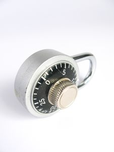 Free Isolated Numerical Lock Stock Photos - 4509003