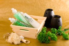 Free Personal Care Items Royalty Free Stock Photos - 4509488