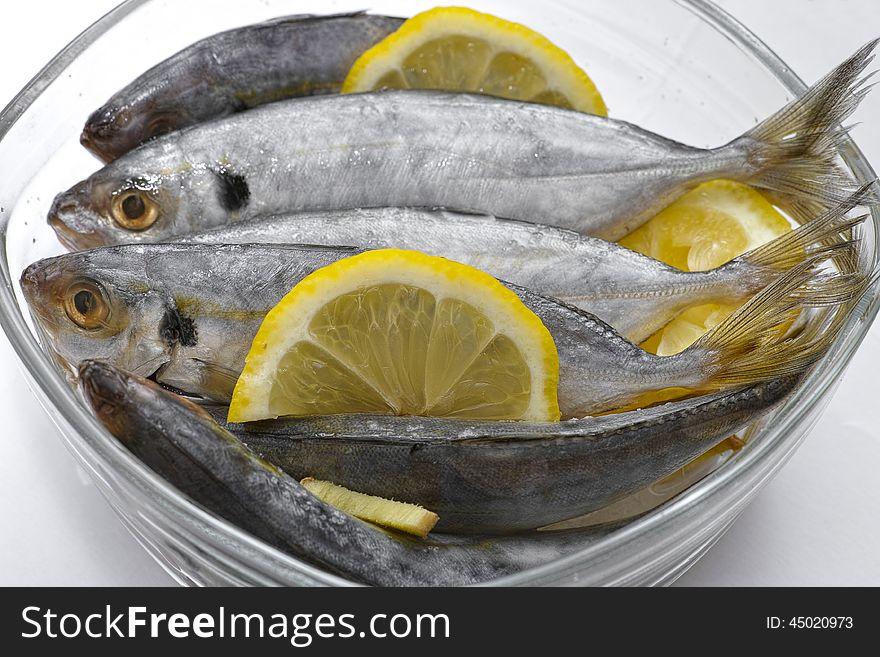 Selar kuning fish
