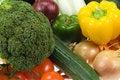 Free Fresh Vegetables Royalty Free Stock Photos - 4515818