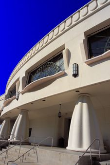 Free Modern Art Deco Architecture Royalty Free Stock Photos - 4510848
