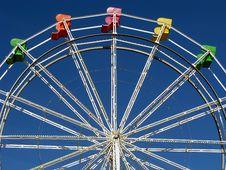 Free Ferris Wheel Stock Photo - 4511070