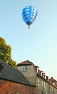 Free Hot Air Balloon Royalty Free Stock Photography - 4511497