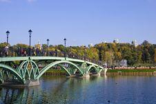 Free Bridge. Royalty Free Stock Photo - 4512845