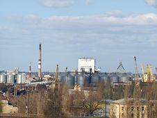 Free Ukraine Odessa Port. Stock Photo - 4513300