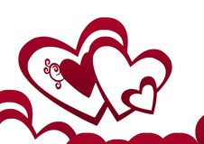 Free Decorated Heart Stock Photography - 4513562