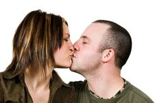Free Kissing Royalty Free Stock Photos - 4514518