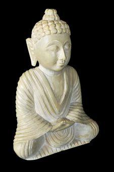 Free Buddha Figure Royalty Free Stock Photo - 4514915