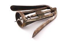 Free Metal Corkscrew Royalty Free Stock Photos - 4515208