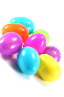 Free Easter Eggs Royalty Free Stock Photography - 4515257
