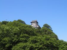 Free Inuyama Castle Stock Photos - 4516533