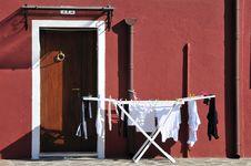 Free Burano - Venice Stock Images - 4517194