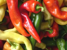 Free Hot Peppers Stock Image - 4517391