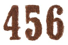 Free Tobacco Numbers 456 Royalty Free Stock Images - 4518059