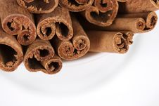 Free Cinnamon Royalty Free Stock Image - 4520136