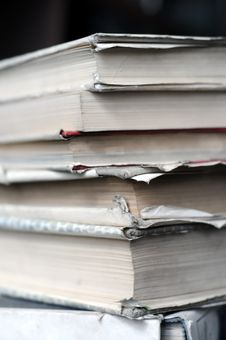 Free Old Books Royalty Free Stock Photography - 4520737