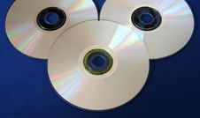 Free Cd-rom Stock Image - 4521421