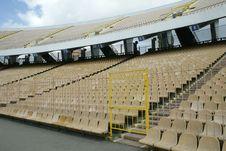 Free Stadium Seats Royalty Free Stock Photography - 4521617