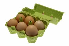 Free Eggs Royalty Free Stock Photography - 4521957