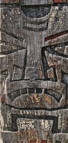 Free Totem Pole Stock Photos - 4522853