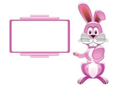 Free Easter Bunny Royalty Free Stock Image - 4522936