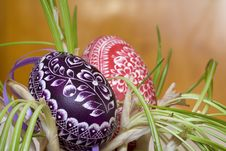 Free Easter Eggs Royalty Free Stock Image - 4523226