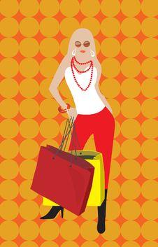 Free Fashion Girl Stock Photos - 4524333