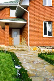 Free Dwelling-house Royalty Free Stock Photos - 4524838