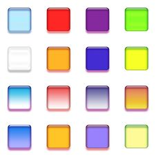 Free Buttons Royalty Free Stock Photography - 4525357