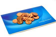 Start Saving! Stock Image