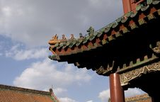 Free Shenyang Imperial Palace Stock Images - 4525674