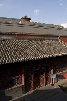 Free Shenyang Imperial Palace Royalty Free Stock Photo - 4525725