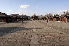 Free Shenyang Imperial Palace Stock Images - 4525754