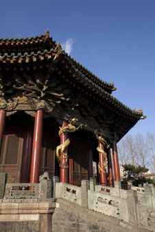Free Shenyang Imperial Palace Royalty Free Stock Photos - 4525758